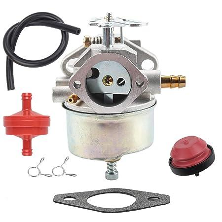 Amazon.com: Carburador para Toro Snowblower 38035 38052 ...