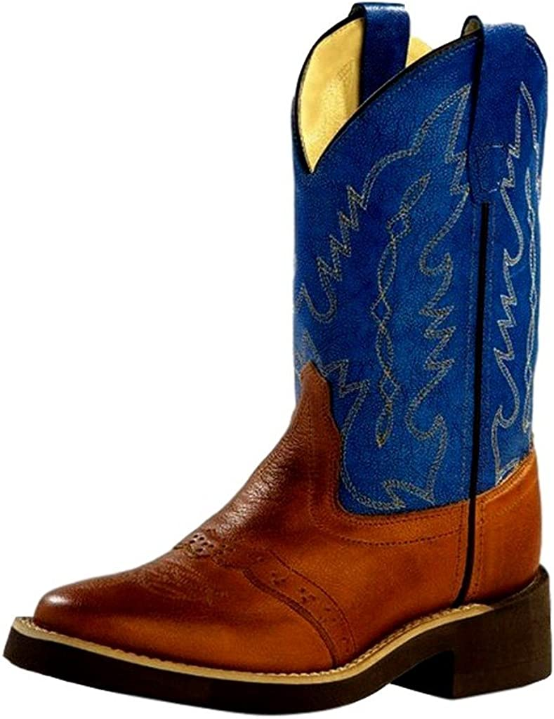 Old West Boys 1729 Leather Boot