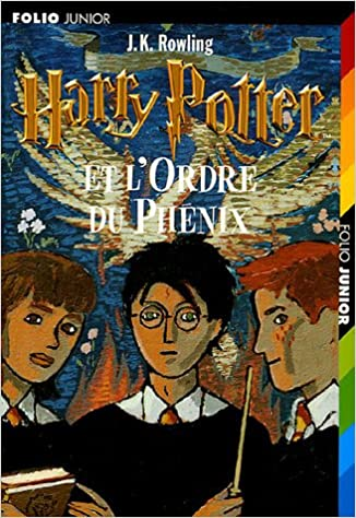 Harry Potter Et L Order Du Fenix Amazon Co Uk J K