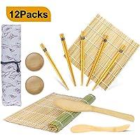 Juego de sushi 12 piezas, OFUN Kit