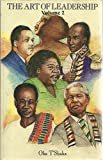 img - for The Art of Leadership by Oba T'Shaka (1990-05-31) book / textbook / text book