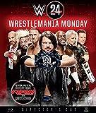 WWE 24: WrestleMania Monday (BD) [Blu-ray]