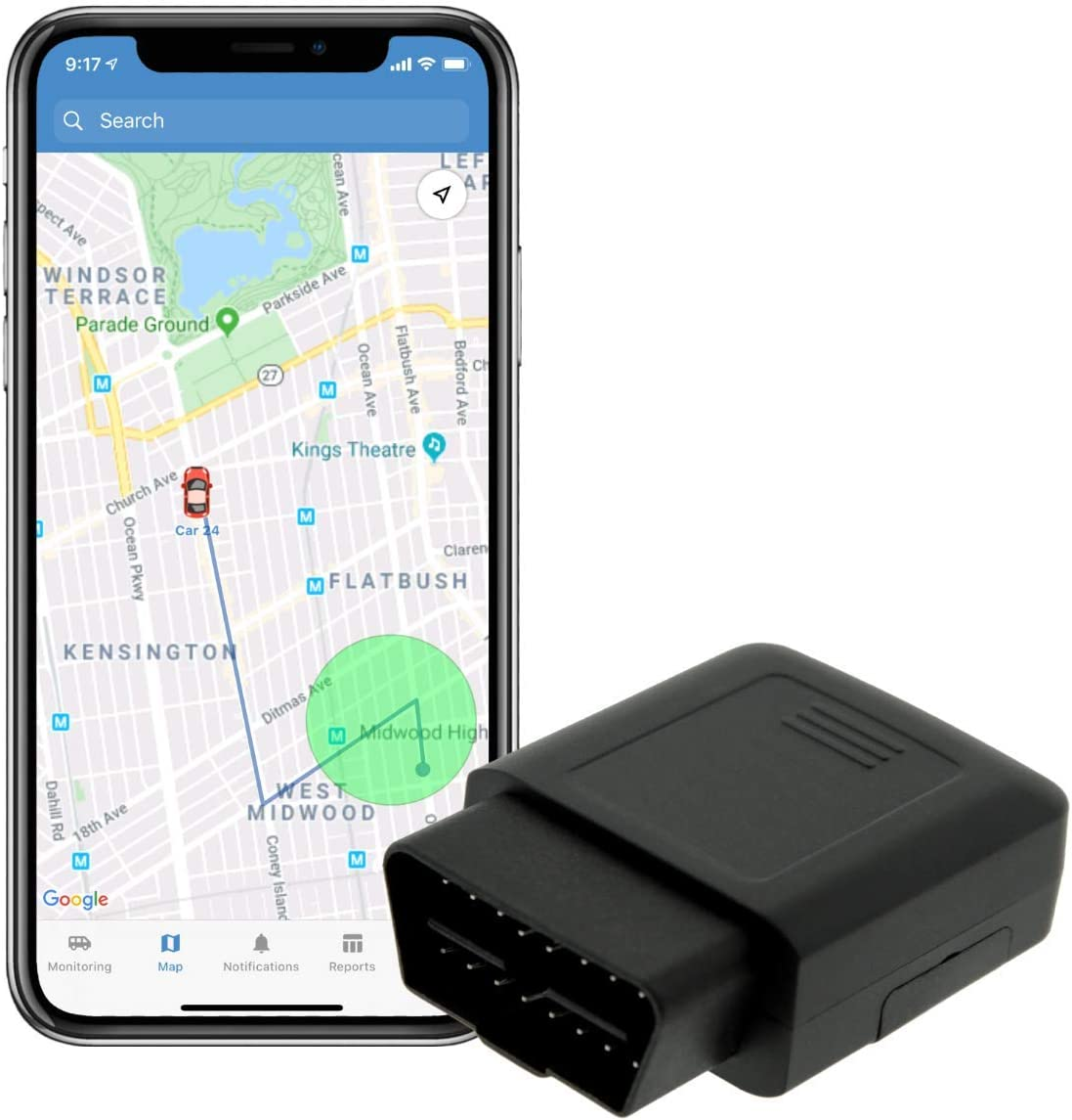Top 10 Best GPS Tracker for Car Reviews in 2020 10