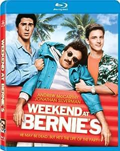 Weekend At Bernie's [Blu-ray] (Sous-titres français)