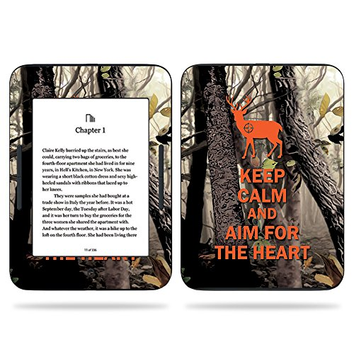 Skin for Barnes & Noble NOOK GlowLight 3 (2017) - Deer Hunter| MightySkins Protective, Durable, and Unique Vinyl Decal wrap cover | Easy To Apply, Remove, and Change Styles | Made in the USA