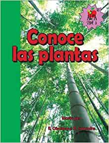 Conoce Las Plantas (Spanish Edition): E. Cardenas, Ernesto