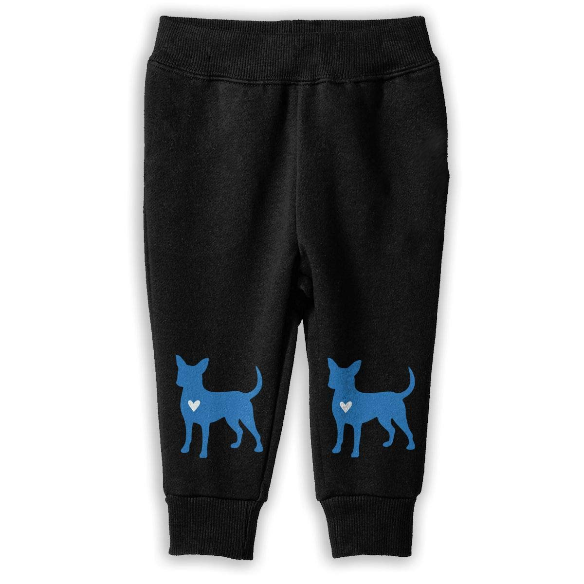 Baby Boys Jogger Pants Bigfoot in High Heels USA Flag Sweatpants