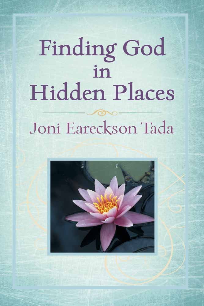 Finding Hidden Places Joni Eareckson product image
