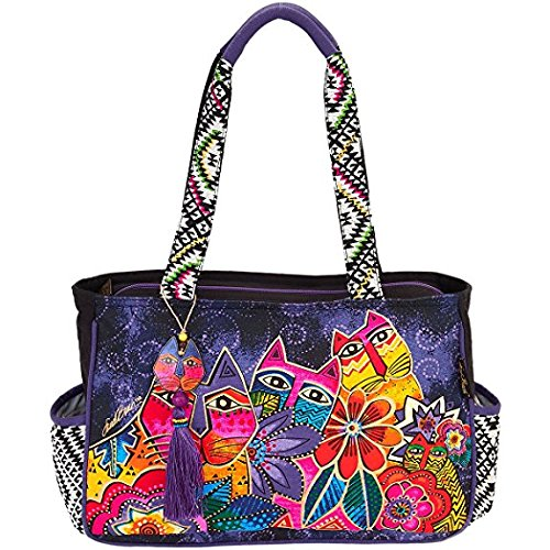 Laurel Handbag Burch Medium Garden Laurel's Tote Orw1Oq6F