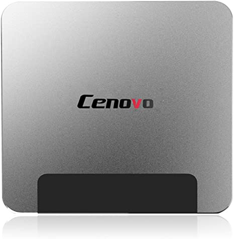 Cenovo Mini PC1 - Smart TV Box (WiFi, Dual Boot Windows 8.1/Android 4.4, Intel Bay Trail Z3736F, Quad Core 1.83 GHz, 2 GB DDR3L RAM, 32 GB eMMC, Bluetooth): Amazon.es: Informática