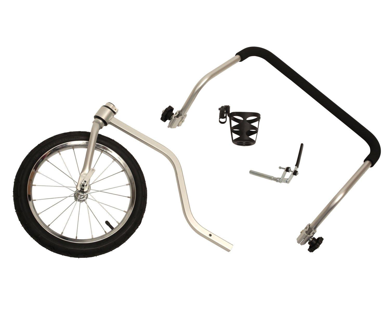 Solvit HoundAbout II Pet Stroller Conversion Kit, Large