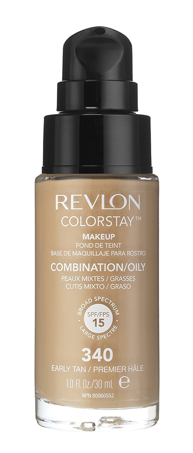 Amazon.com : Revlon Colorstay Makeup Foundation 250 Fresh Beige ...