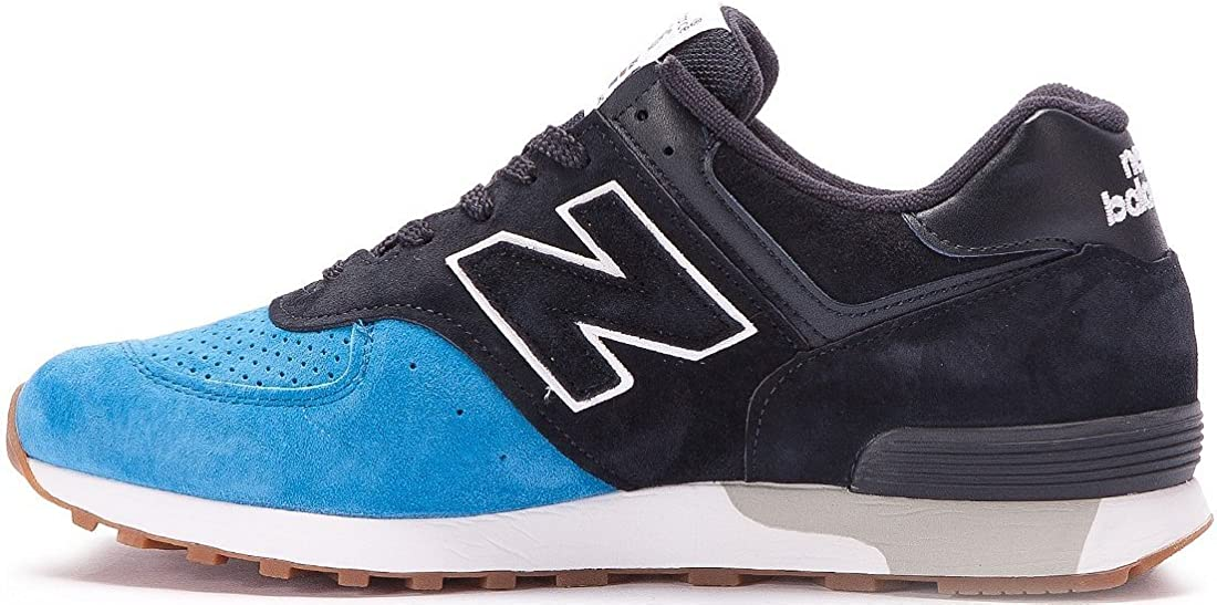 New Balance M576, PNB navy-bolt Schwarz