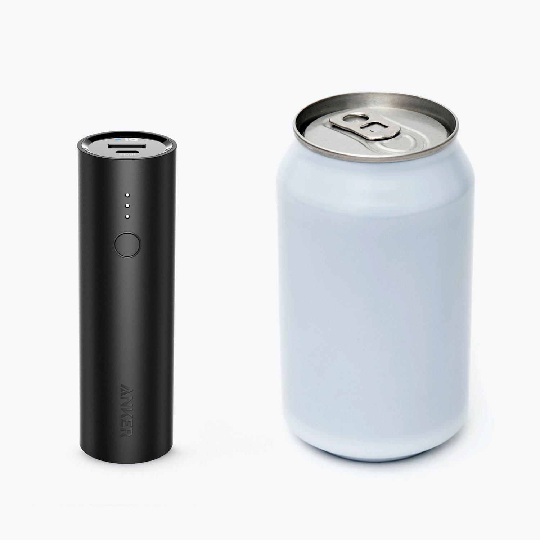 Anker Batterie Externe PowerCore 5000mAh Batterie Portable Ultra Compacte  avec Technologies PowerIQ & VoltageBoost: Amazon.fr: High-tech