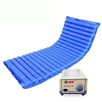 Inflatable cushion Xuan Colchón de presión alterna - Incluye Bomba eléctrica y colchón de Almohadilla Almohadilla