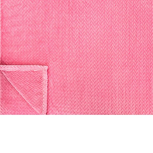 Pavilia Luxury Soft Plush Throw Blanket For Couch Sofa