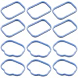 Intake Manifold Gaskets Lower & Upper Gasket Plenum Set Compatible with Dodge Chrysler Jeep 3.6L 184562A 5184331AC…