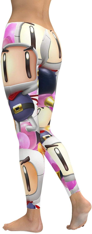 Bomberman Super Smash Bros Leggings