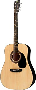 Rogue RA-090 Dreadnought Acoustic Guitar Review