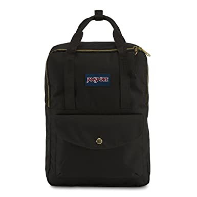 4cda8118ce6c JanSport Marley Backpack - Black Gold