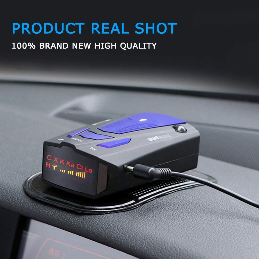 Amazon.com: Laser Radar Detector, Auto 360 Degree Detection ...