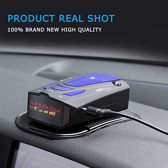 Amazon.com: Laser Radar Detector, Auto 360 Degree Detection ...