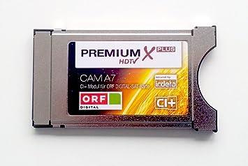 PremiumX Cam A7 Módulo para la nueva tarjeta ORF HD en ...