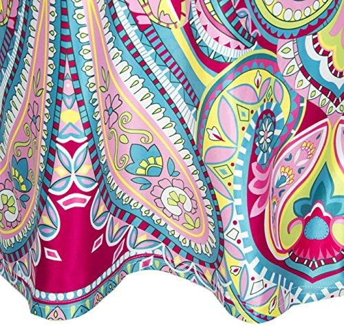 Multicolore Bohème Lili 34 Robe Estivale Angatrade Élégante D'été Plage xv04qgn
