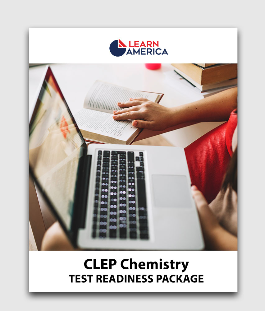 CLEP Chemistry (Sanity Check) - Test readiness package (Online test) [Online Code]