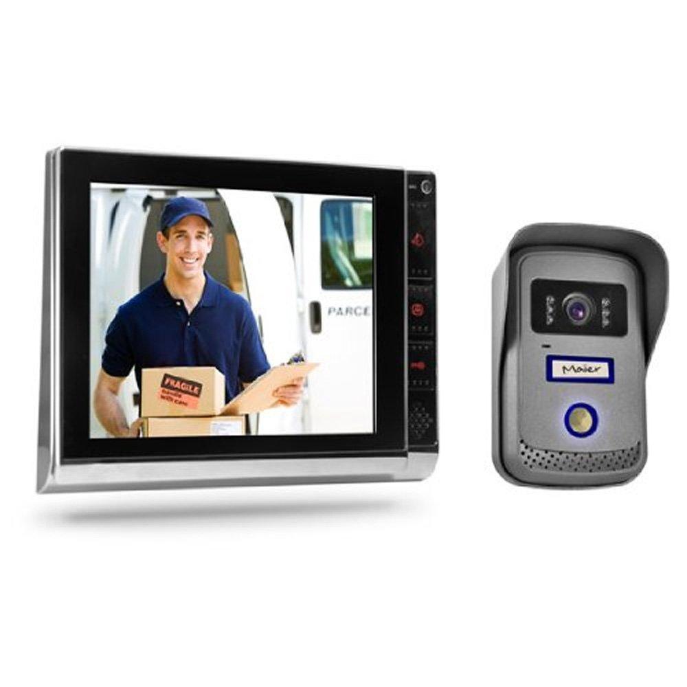 Video Türsprechanlage TSA4 komplett mit Recording Funktion und ...