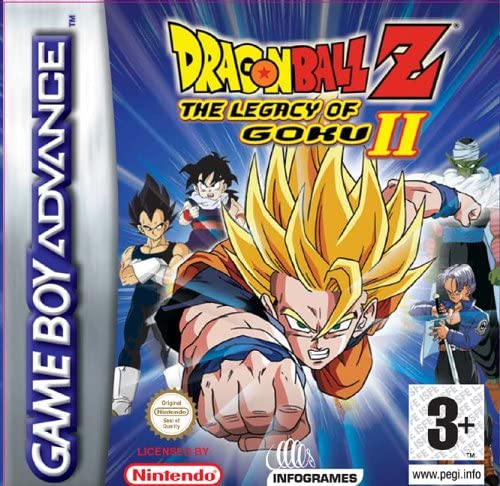 Dragon Ball Z: The Legacy of Goku II (GBA) [Importación Inglesa ...