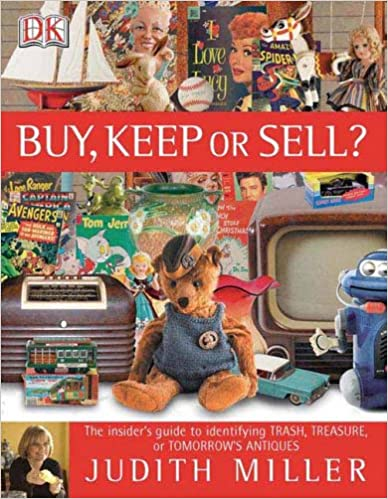 Book Buy, Keep or Sell?