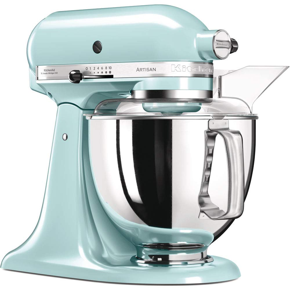 KitchenAid Artisan 175 Stand Mixer Ice Blue: Amazon.co.uk: Kitchen ...