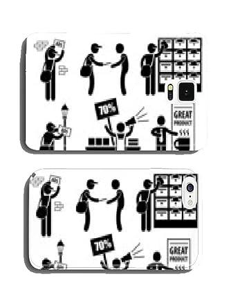Caso estrategia de marketing publicidad cubierta móvil del caso parentitem