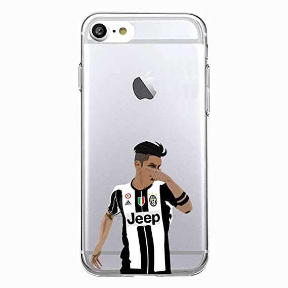 the latest cffe1 98fdd Amazon.com: Bap Store Soccer Silicone Protective Transparent Thin ...