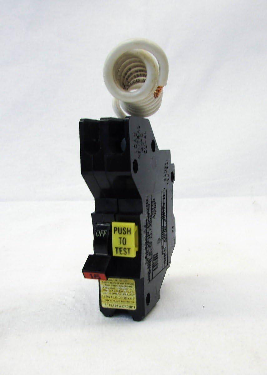 Federal Pacific American Fpe NAGF15 FPE Circuit Breaker