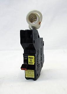 Federal Pacific FPE 15A 15 Amp Single Pole GFI GFCI NA Circuit Breaker NAGF115