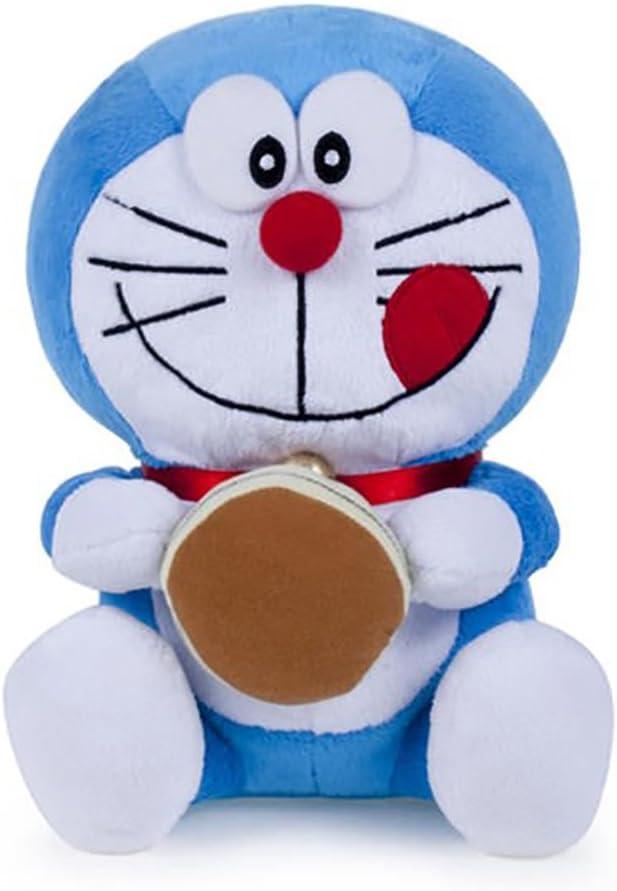 Play by Play Doraemon - Peluche Doraemon Dorayaki (40 cm): Amazon ...