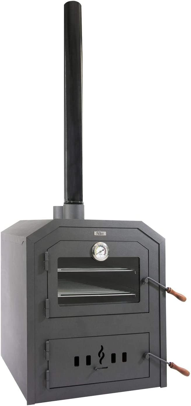 Nuke Wood Fired Countertop Outdoor Oven - OVEN60CT02