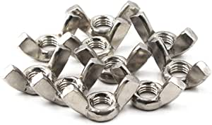GRIPTITE Wing Nuts M8 pack of 5