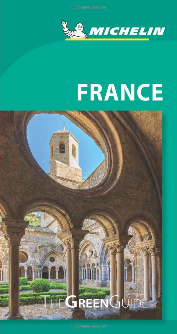 Michelin Green Guide France Travel Guide Green Guide