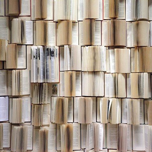 Yeele本棚Backdrops 7 x 7ft/2.2 X 2.2 M木製本棚Open Booksライブラリ勉強部屋Nostalgiaレトロインドア学生大人用芸術的肖像写真の撮影小道具写真撮影背景   B07CL6WLQN