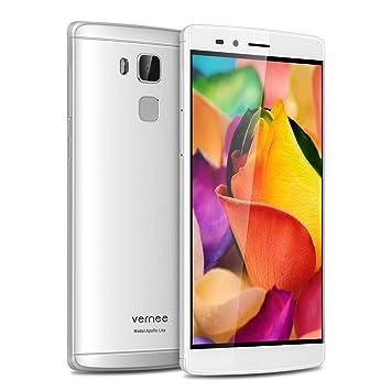 Vernee Apollo Lite - 4G Smartphone Libre Deca-core Android 6.0 (Pantalla 5.5¡±FHD 1920x1080P, MT6797, 4G Ram, 32G Rom, Dual Sim, Type-C, 16MP C¨¢mara ...