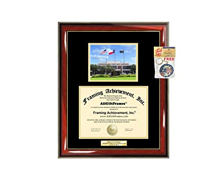 Texas A&M Mba >> Amazon Com Diploma Frame Tamuc Texas A M University Commerce