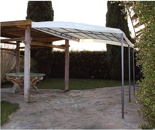 Papillon - Pérgola-cenador de metal para porches y jardines ...