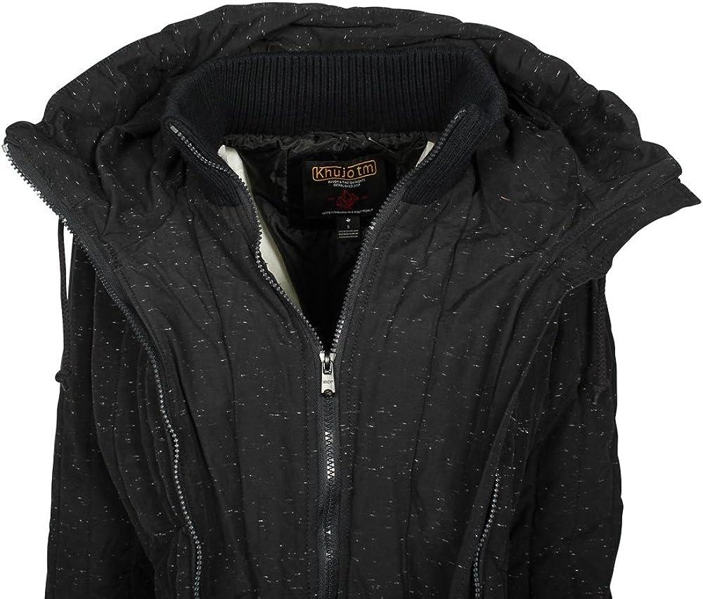 Khujo Jerry Prime Retro Jacket Chaqueta para Mujer