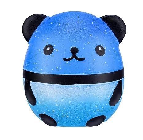 Wouke Jumbo Galaxy Panda Squishy Kawaii Slow Rising Cream ...