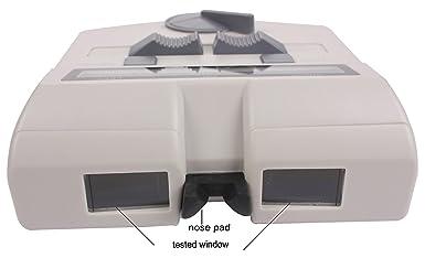 Sunwin Digital PD Meter digitale ottico PD Meter Pupilometer target dist PD//Vd 0.66/kg