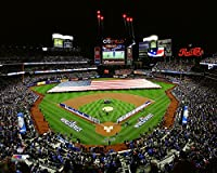 "Citi Field New York Mets 2015 MLB World Series Game 3 Photo (Size: 8"" x 10"")"