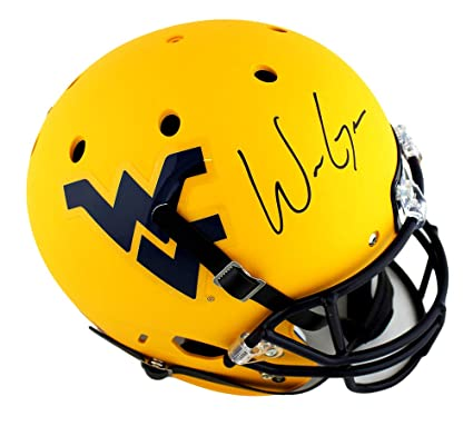 Amazon Com Will Grier Autographed Signed West Virginia